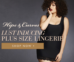 Plus Size Lingerie