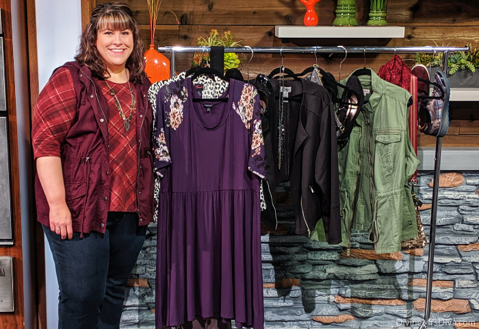 In today's KATU Afternoon Live post, Hailey shares her tips for freshening up your fashion perspective and your wardrobe! Watch her Afternoon Live segment on styling one dress three ways for more outfit inspiration!- DivineMrsDiva.com #AfternoonLive #KATUAfternoonLive #portland #psblogger #psootd #plussize #styleblogger #plussizeclothing #outfit #style #plussizecasual #pdx #plussizeblogger #Torrid #TargetStyle #Catherines