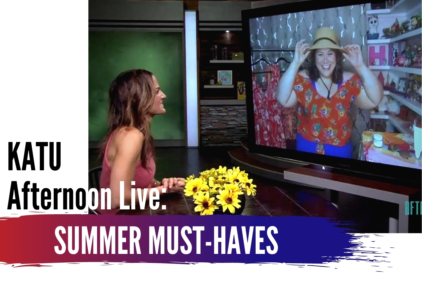 KATU Afternoon Live: Summer Must-Haves