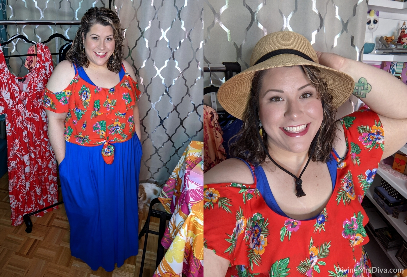 KATU Afternoon Live: Summer Must-Haves - DivineMrsDiva.com #plussizefashion #psootd #ootd #plussizeclothing #outfit #style #40style #40plusblogger