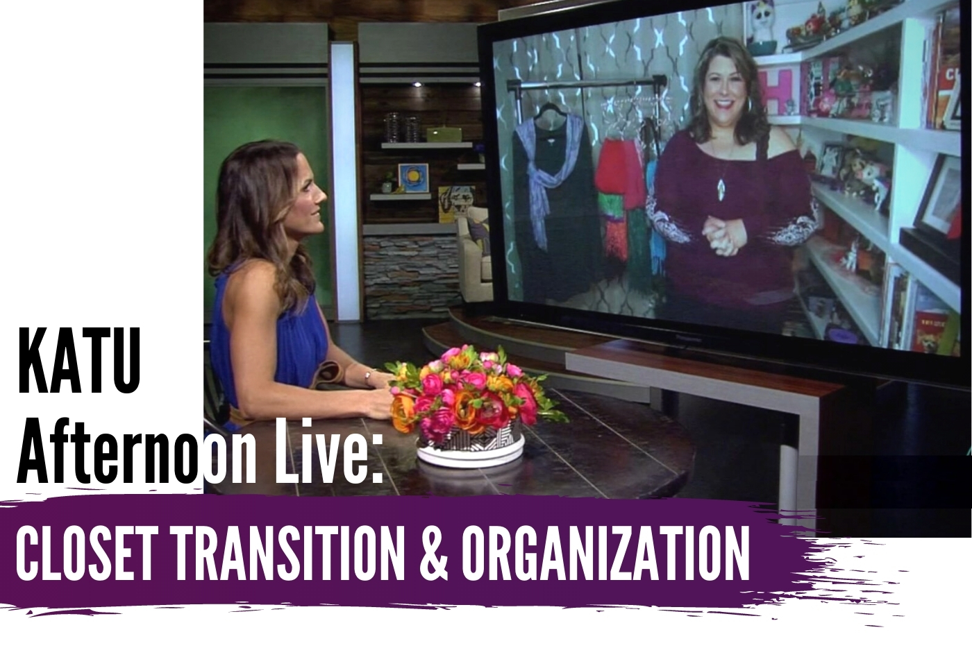 KATU Afternoon Live: Transition Your Closet From Summer To Fall