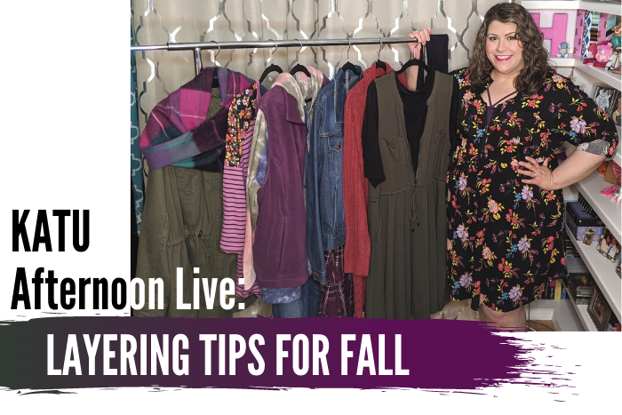 KATU Afternoon Live: Layering Tips For Fall