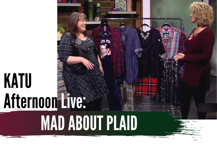 KATU Afternoon Live: Mad About Plaid