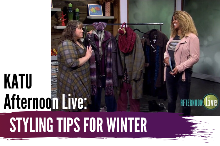 KATU Afternoon Live: Practical Styling Tips for a Fashionable Winter