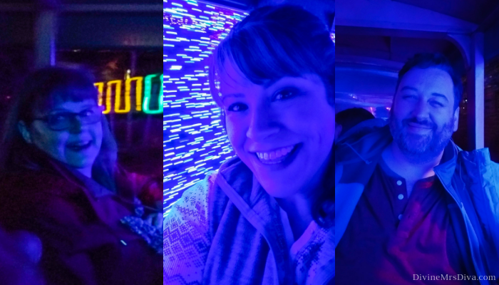 Oregon ZooLights Brewlights 2018 - DivineMrsDiva.com #psblogger #plussizeblogger #holiday #oregonzoo #orzoo #zoolights #brewlights #zoolights2018