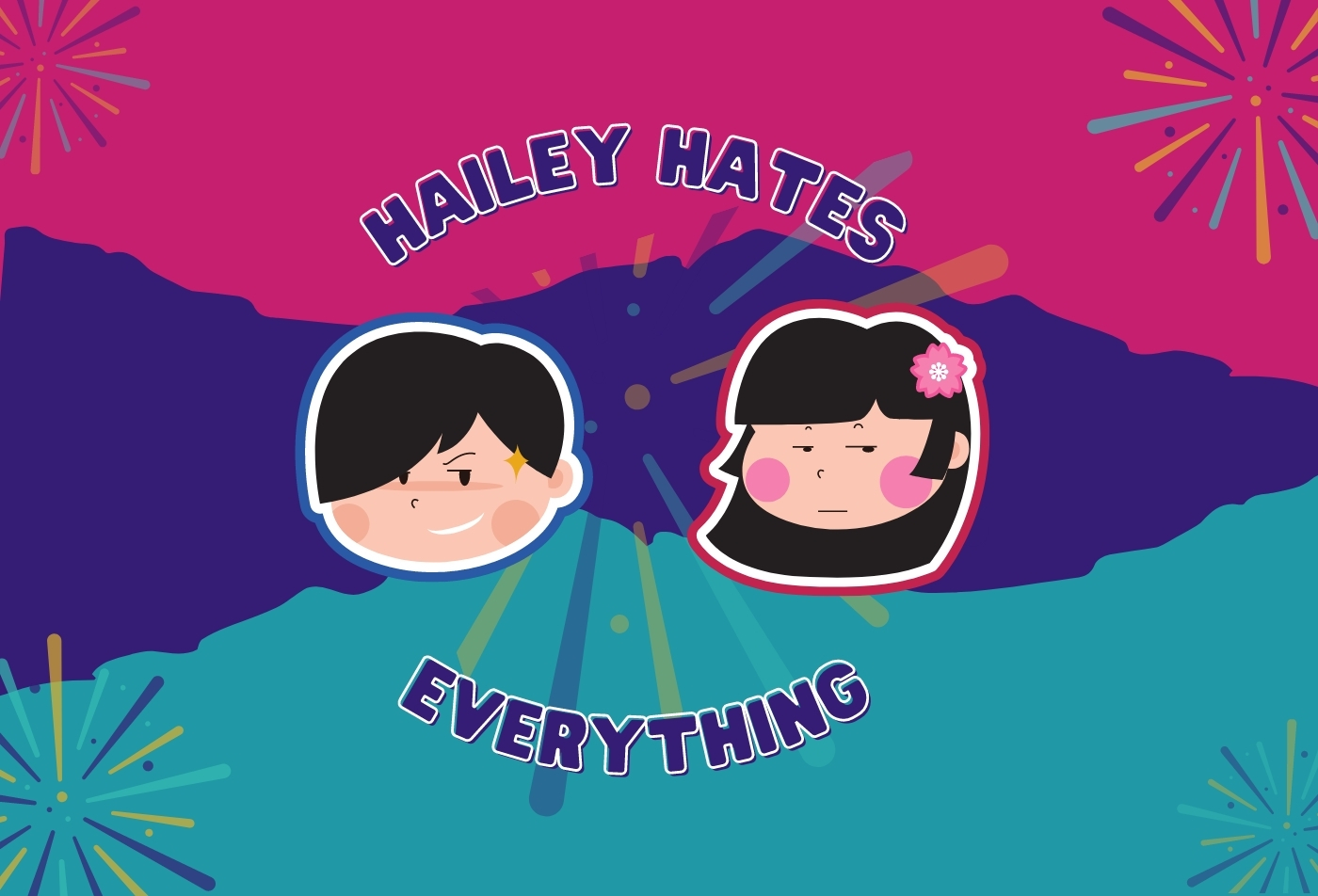 Introducing the Hailey Hates Everything Podcast