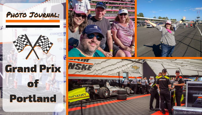 Today's post is a photo journal of Hailey's first Indy car experience, at the Grand Prix of Portland. – DivineMrsDiva.com #portland #pnw #indycar #grandprix #grandprixpdx