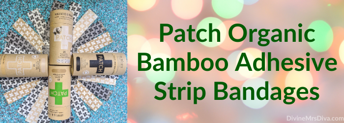 Stocking Stuffer Gift Guide with a variety of items across varying price points (Patch Organic Bamboo Adhesive Stripe Bandages) - DivineMrsDiva.com  #giftguide #stockingstuffer #holiday #gifts #christmas