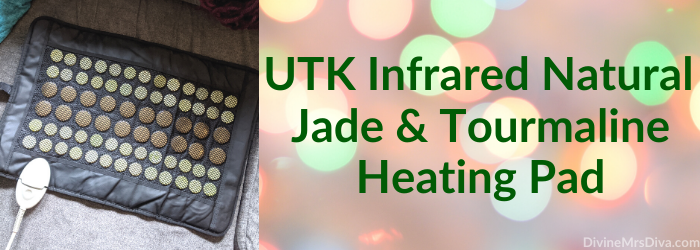 Stocking Stuffer Gift Guide with a variety of items across varying price points (UTK Infrared Natural Jade & Tourmaline Heating Pad) - DivineMrsDiva.com  #giftguide #stockingstuffer #holiday #gifts #christmas