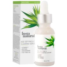 Gift Guide 2018 - InstaNatural Vitamin C Skin Clearing Serum -  DivineMrsDiva.com
