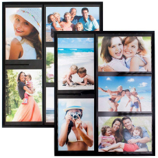 Gift Guide 2018 - Wind & Sea Magnetic Picture Collage Frame - DivineMrsDiva.com
