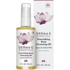 Gift Guide 2018 - Derma-E Nourishing Rose Cleansing Oil- DivineMrsDiva.com