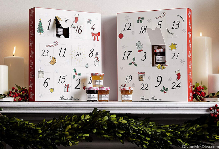 Today Hailey shares products she loves to pamper herself with, that help her destress, and brighten her day as she preps to deal with the negative feelings the holidays can bring. (Bonne Maman 2019 Limited Edition Advent Calendar)– DivineMrsDiva.com #holiday #holidayblues #selfcare #mentalhealth #skincare #SmileBrilliant #Teethwhitening #giveaway #amazonfinds #BoneeMaman #TraditionalMedicinals #DailyRitual #RascalHoney #Voke #VokeSuperfood #Purlisse #dermelect #FabFitFun #InstaNatural #SkynIceland