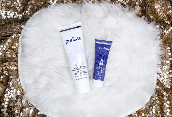 Today Hailey shares products she loves to pamper herself with, that help her destress, and brighten her day as she preps to deal with the negative feelings the holidays can bring. (Purlisse Blue Lotus Balancing Moisturizer & Purlisse Blue Lotus Seed 5-in-1 Mud Mask)– DivineMrsDiva.com #holiday #holidayblues #selfcare #mentalhealth #skincare #SmileBrilliant #Teethwhitening #giveaway #amazonfinds #BoneeMaman #TraditionalMedicinals #DailyRitual #RascalHoney #Voke #VokeSuperfood #Purlisse #dermelect #FabFitFun #InstaNatural #SkynIceland