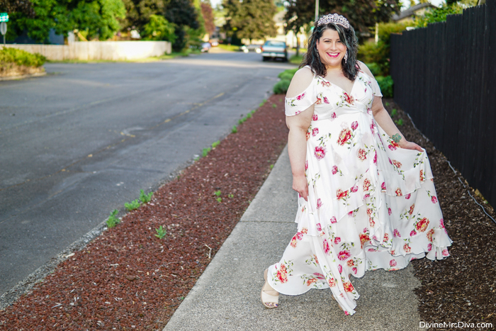 In today's post, Hailey shows off her 40th birthday style! – DivineMrsDiva.com #psblogger #plussizeblogger #styleblogger #plussizefashion #plussize #psootd #ootd #plussizeclothing #outfit #style #torrid #Torridinsider #Feelthefit #40andfabulous #40thbirthday #quarantinebirthday #birthdayprincess