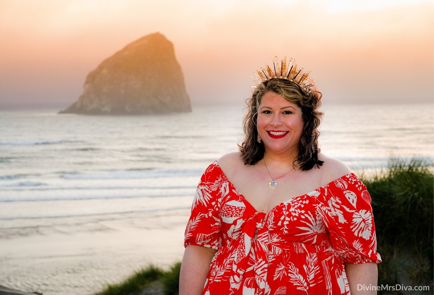 Birthday Beach Photoshoot + DIY Seashell Tiara Reveal!