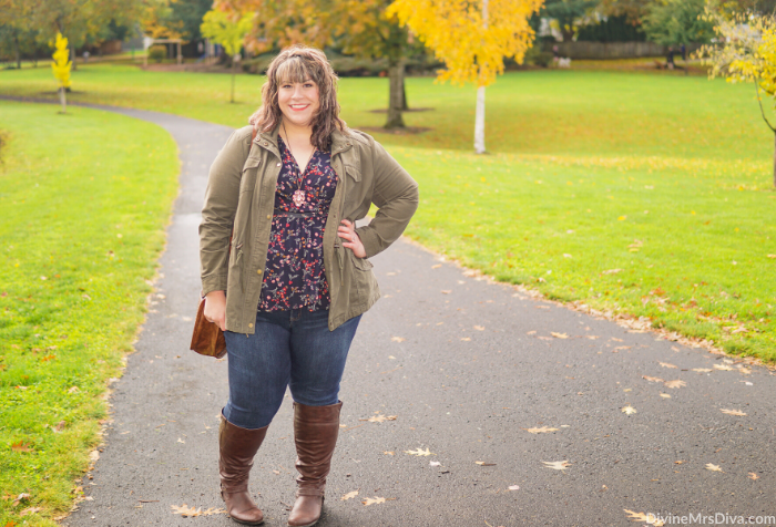 What I Wore: My Fall Outfit Formula
