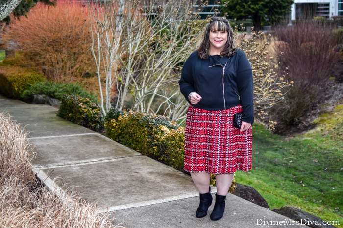 In today's KATU Afternoon Live post, Hailey talks styling graphic tees beyond just jeans and a t-shirt, with outfit inspiration, styling tips, and wear to shop! - DivineMrsDiva.com #AfternoonLive #KATUAfternoonLive #portland #psblogger #graphictees #eloquii #xoq #psootd #plussize #styleblogger #plussizeclothing #outfit #style #plussizecasual #LaneBryant #lanestyle #Catherines #CatherinesStyle