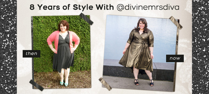 8 Years of Style with Kiyonna - DivineMrsDiva.com