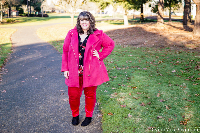 What I Wore: Pink Lady
