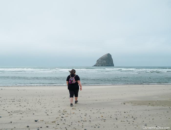 Spending my birthday in Pacific City, Oregon - DivineMrsDiva.com #OregonCoast #VisitOregon #PacificCity #fatgirlstraveling