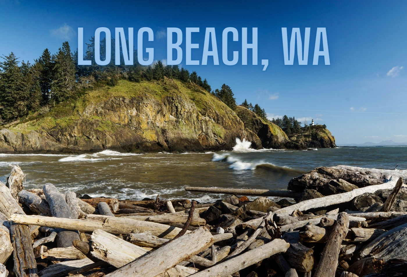 Long Beach, Washington - March 2020