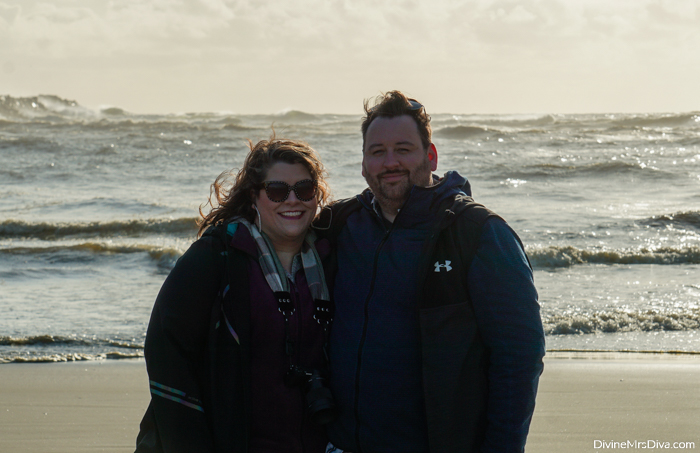 Sharing my trip to Long Beach, WA in March 2020 (Cape Disappointment State Park) - DivineMrsDiva.com #travel #roadtrip #longbeachwa #pnw #plussizetravel