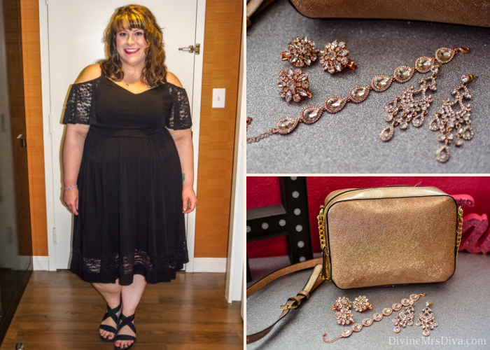 In today's post, it is party time at Hailey's 20-Year high school reunion!! – DivineMrsDiva.com #travel #vacation #plussizetravel #augusta #northaugusta #psblogger #plussizeblogger #styleblogger #plussizefashion #plussize #psootd #ootd #plussizeclothing #outfit #style #plussizecasual #torrid #torridinsider #crocs #ebayfinds #etsyfinds