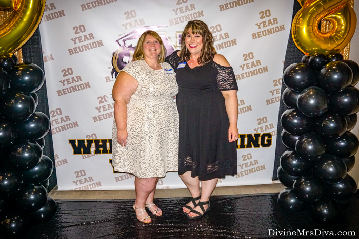 In today's post, it is party time at Hailey's 20-Year high school reunion!! – DivineMrsDiva.com #travel #vacation #plussizetravel #augusta #northaugusta #psblogger #plussizeblogger #styleblogger #plussize #psootd