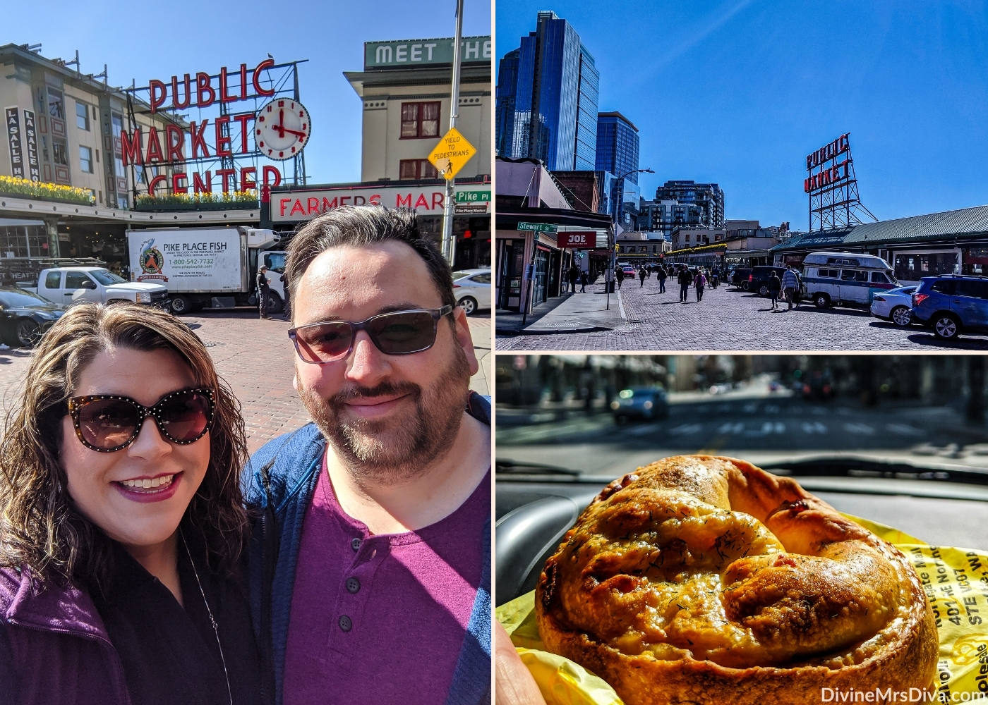 Seattle: March 2020 - Visiting Seattle for the weekend RIGHT before Quarantine set it - DivineMrsDiva.com #travel #Seattle #plussizetravel #roadtrip