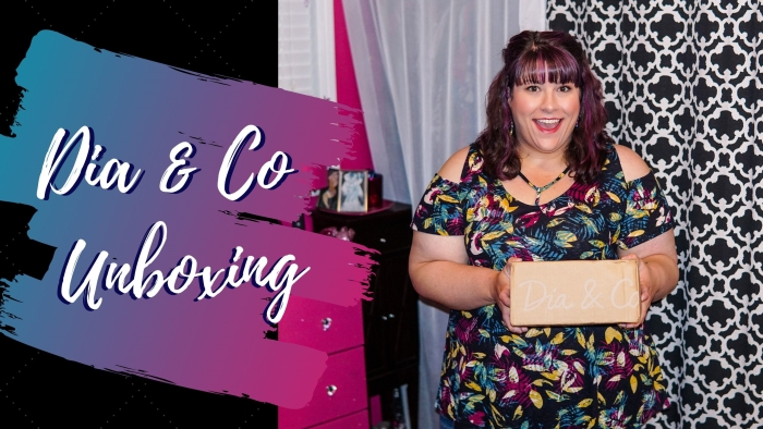 Dia & Co Unboxing!