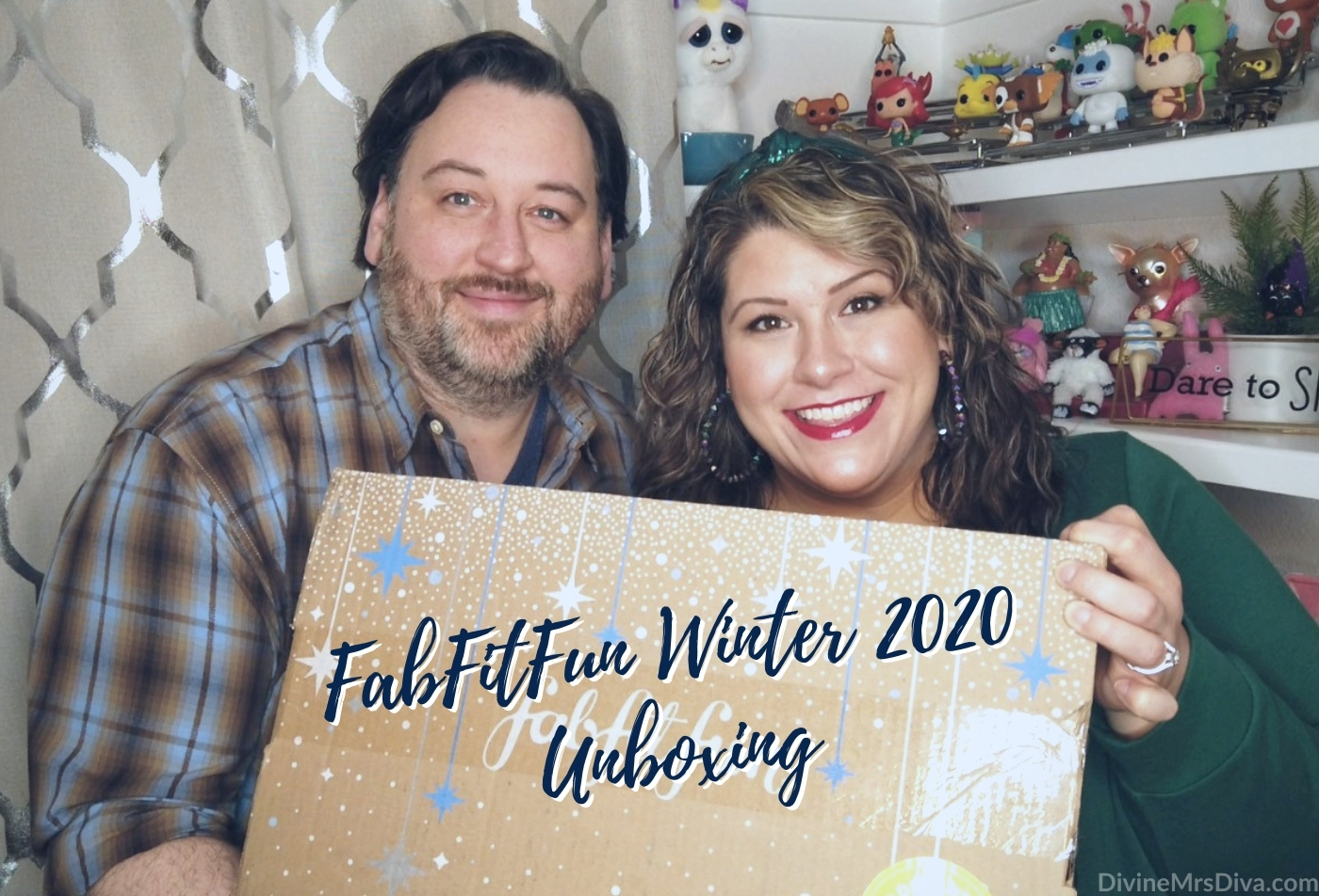 FabFitFun Winter 2020 Unboxing