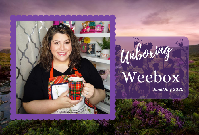 Unboxing Weebox (June/July 2020)